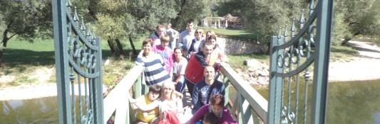 Dana 25.09.2015-e godine djeca Dnevnog Centra iz Herceg Novog  u društvu zaposlenih posjetili su izletište Manitovac nedaleko od Nikšića.