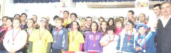 """U OŠ """"Ilija Kišić"""" u Zelenici od 9-og do 11-og oktobra 2015-e godine održana je osma specijalna olimpijada za djecu sa posebnim potrebama. Kao što je i tradicija i ovog puta su učestvovala djeca iz Dnevnog Centra iz Herceg Novog koji su se sa vršnjacima iz Nikšića, Bara, Bijelog Polja, Cetinja i ostalih gradova Crne Gore nadmetali u atletskim disciplinama kao i u košarci. Našu ekipu predstavljalo je osam takmičara koji su osvojili 4 zlatne, 2 srebrne i 4 bronzane medalje."""
