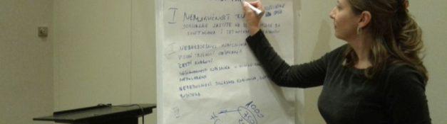 """Naš fizioterapeut Zorica Krivokapić učestvovala je na edukativnom seminaru za pisanje projekata pod nazivom """" Znanjem do donacija"""" CERS koji se održao na Zlatiboru  od 17-og do 19-og maja 2016-e godine."""