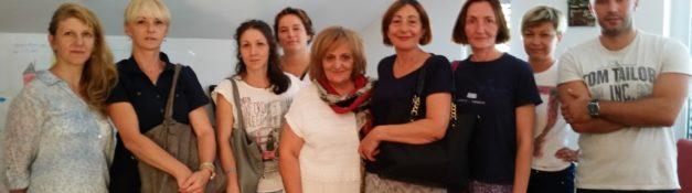 """24. i 25-og avgusta 2017. godine u prostorijama specijalističke ordinacije """" Dr Selaković"""" u Beogradu , u ustanovi koja je specijalizovana za rad sa djecom sa smetnjama u razvoju, kao i sa odraslim osobama sa intelektualnim i psihičkim teškoćama održana je edukacija za zaposlene Dnevnog Centra na temu """" Senzorne integracije modul II"""". Edukaciju su vodile neuropsihijatar, specijalista psihijatrije razvojnog doba Dr Milijana Selaković  i psiholog Nataša Jablanović."""