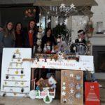 Portomontenegro - Prodajna izložba radova djece Dnevnog centra na Novogodišnjem bazaru u Hotelu Regent  Portomontenegro-Tivat.