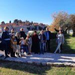 Zahvaljujemo se izvršnom direktoru D.O.O. Mirišta Lazaru Maroviću i Rajku Jankoviću koji su omogućili ovaj izlet.